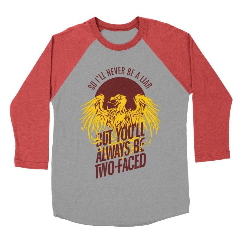 A Day To Remember Women's Baseball Triblend T-Shirt by tulleceria