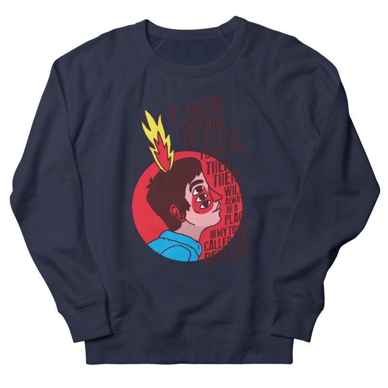 Neck Deep Women's Sweatshirt by tulleceria