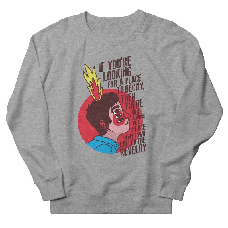 Neck Deep Men's Sweatshirt by tulleceria