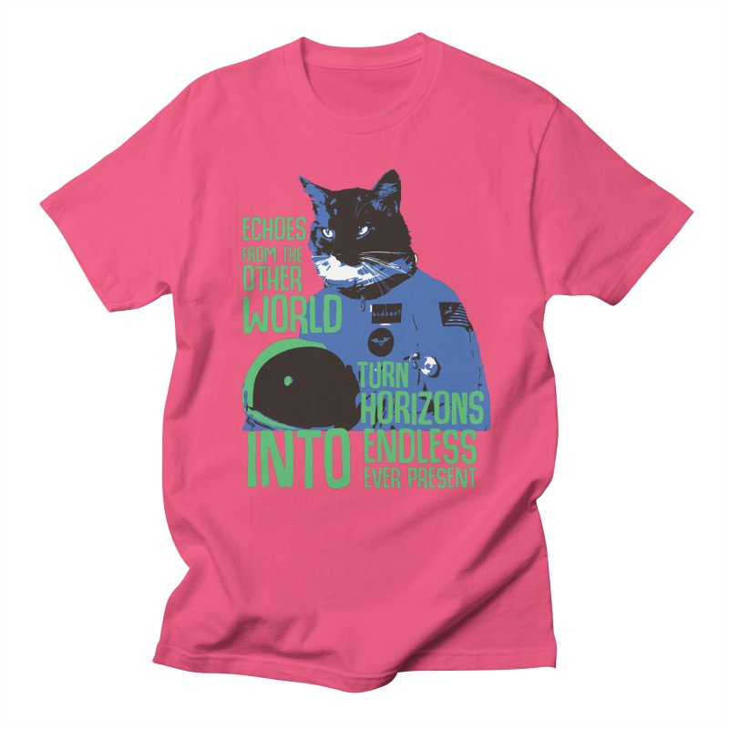 Klaxons Men's T-Shirt by tulleceria