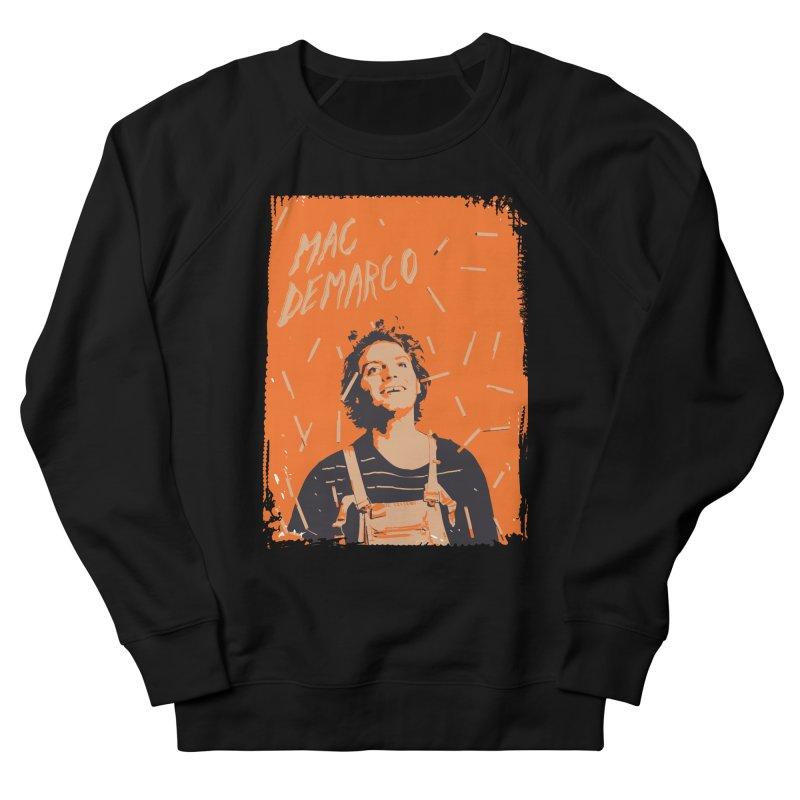 Mac Demarco Men's Sweatshirt by tulleceria