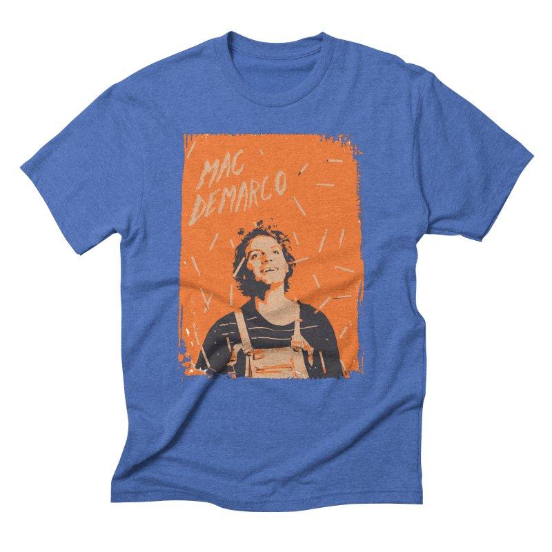 Mac Demarco Men's Triblend T-Shirt by tulleceria