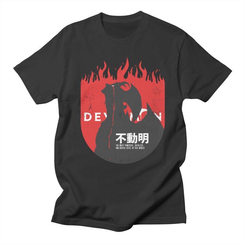 Devilman crybaby Women's Regular Unisex T-Shirt by tulleceria