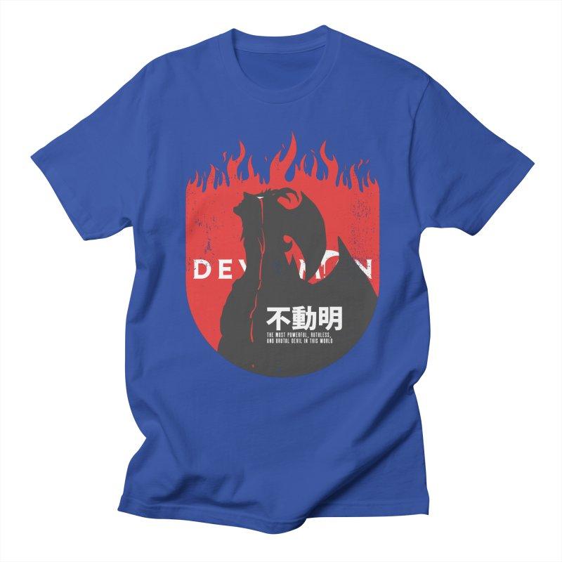 Devilman crybaby Men's T-Shirt by tulleceria