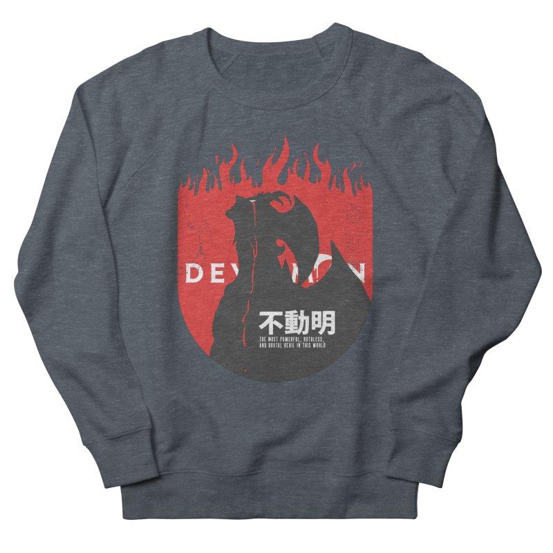 Devilman crybaby Men's Sweatshirt by tulleceria