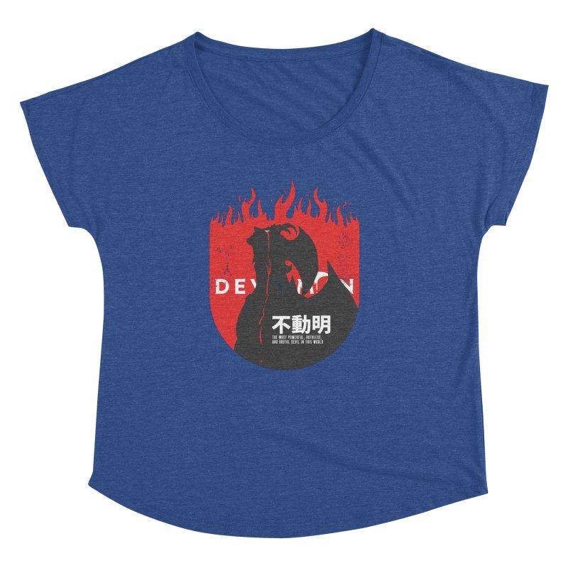 Devilman crybaby Women's Dolman by tulleceria