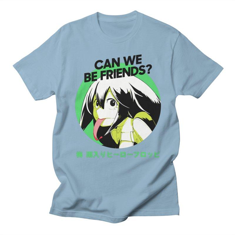 Boku No Hero Froppy Women's Regular Unisex T-Shirt by tulleceria