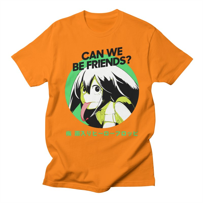 Boku No Hero Froppy Women's Unisex T-Shirt by tulleceria