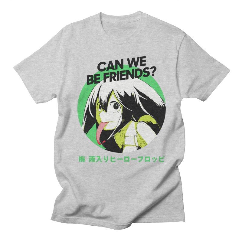 Boku No Hero Froppy Men's T-Shirt by tulleceria