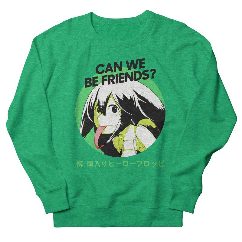 Boku No Hero Froppy Men's Sweatshirt by tulleceria