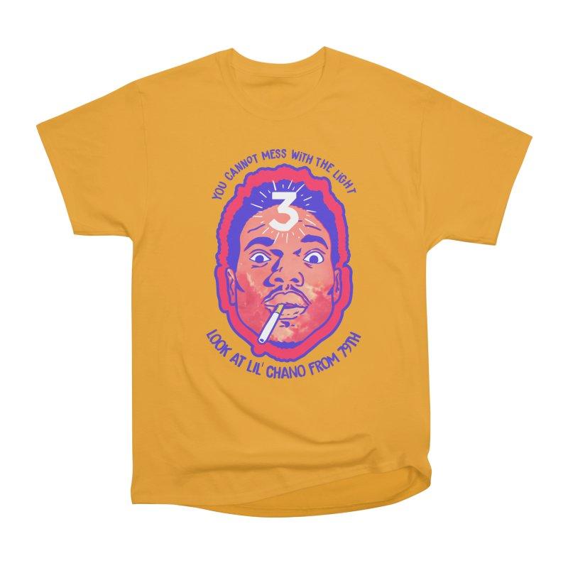 Chance the Rapper Women's Heavyweight Unisex T-Shirt by tulleceria
