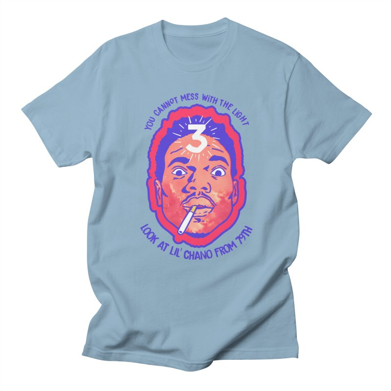 Chance the Rapper Men's Regular T-Shirt by tulleceria