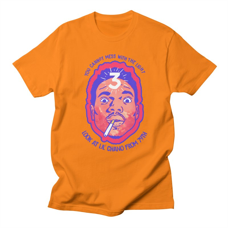 Chance the Rapper Women's Unisex T-Shirt by tulleceria