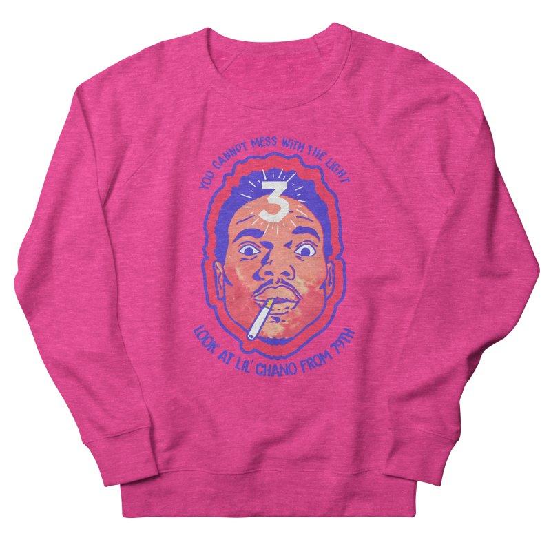 Chance the Rapper Women's Sweatshirt by tulleceria
