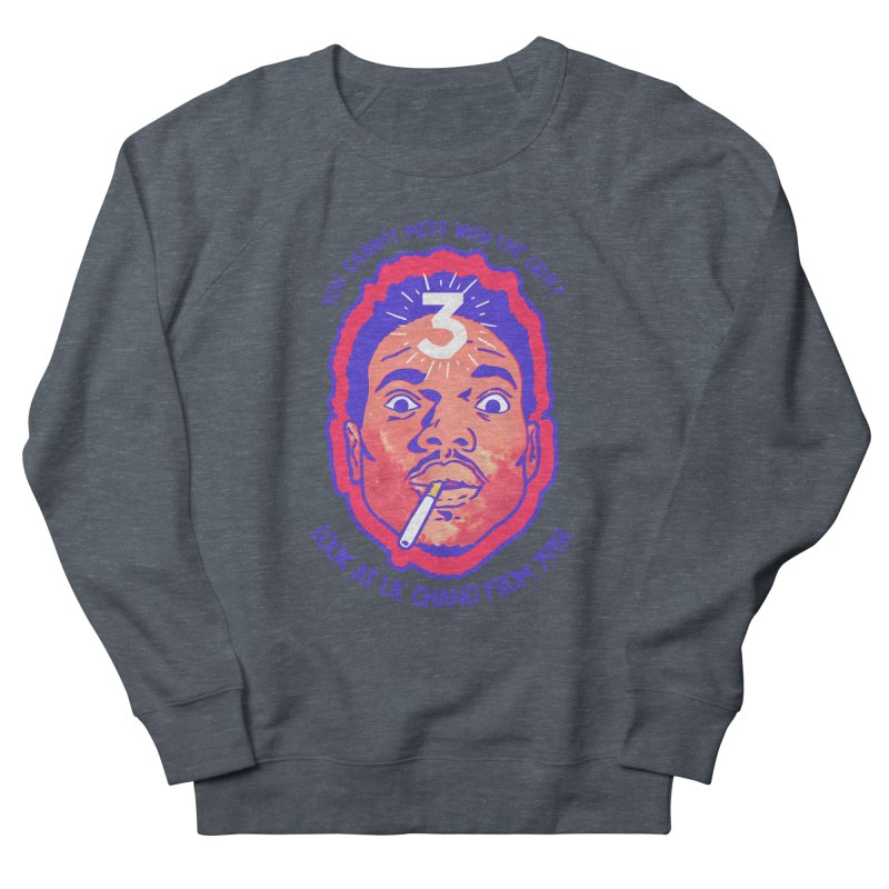 Chance the Rapper Men's French Terry Sweatshirt by tulleceria