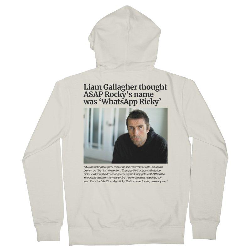 Liam Gallagher | tulleceria
