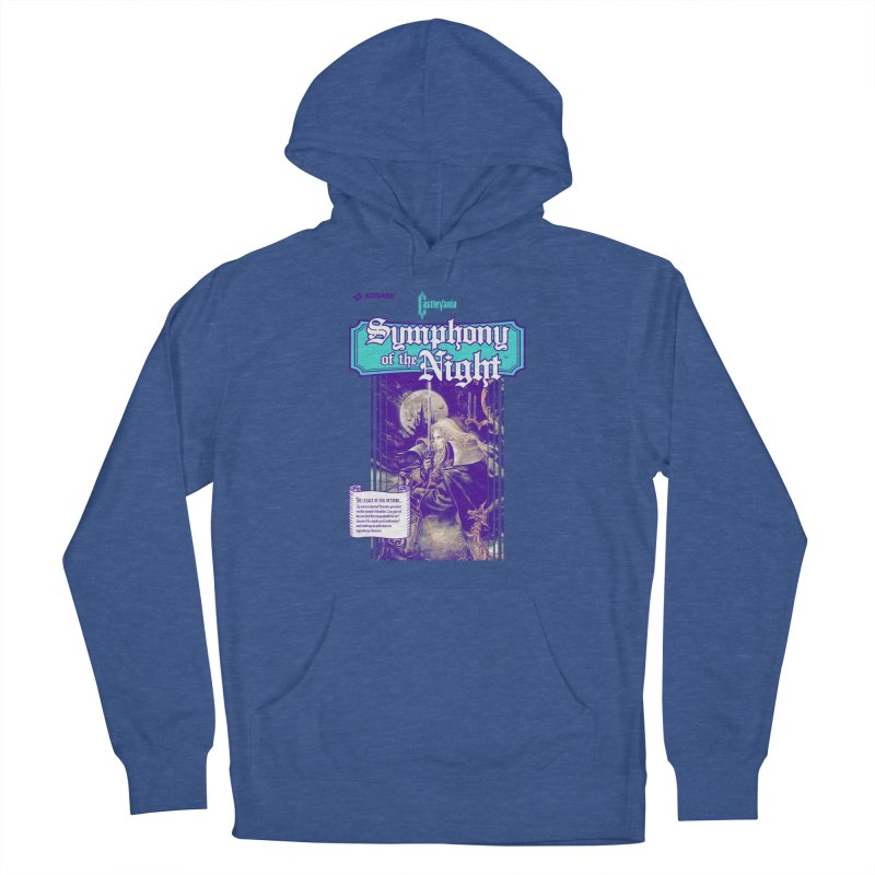 Castlevania: Symphony of the Night Women's Pullover Hoody by tulleceria