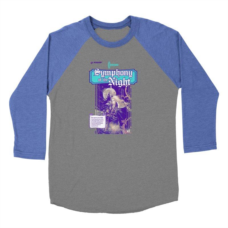 Castlevania: Symphony of the Night Women's Longsleeve T-Shirt by tulleceria