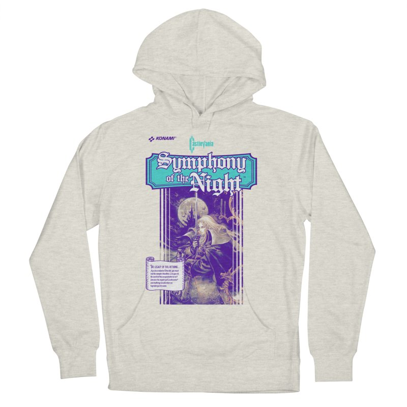Castlevania: Symphony of the Night Women's French Terry Pullover Hoody by tulleceria