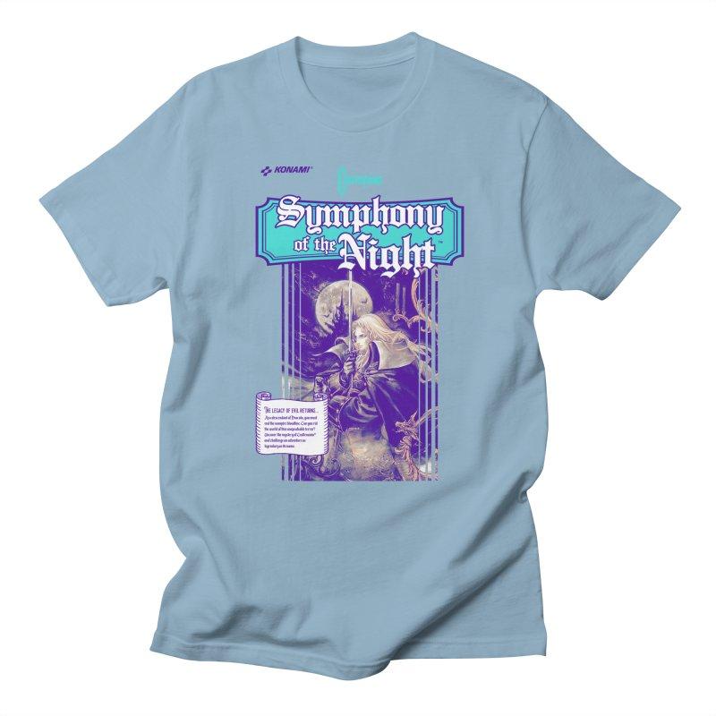 Castlevania: Symphony of the Night Men's Regular T-Shirt by tulleceria