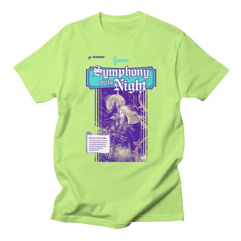 Castlevania: Symphony of the Night Women's Regular Unisex T-Shirt by tulleceria