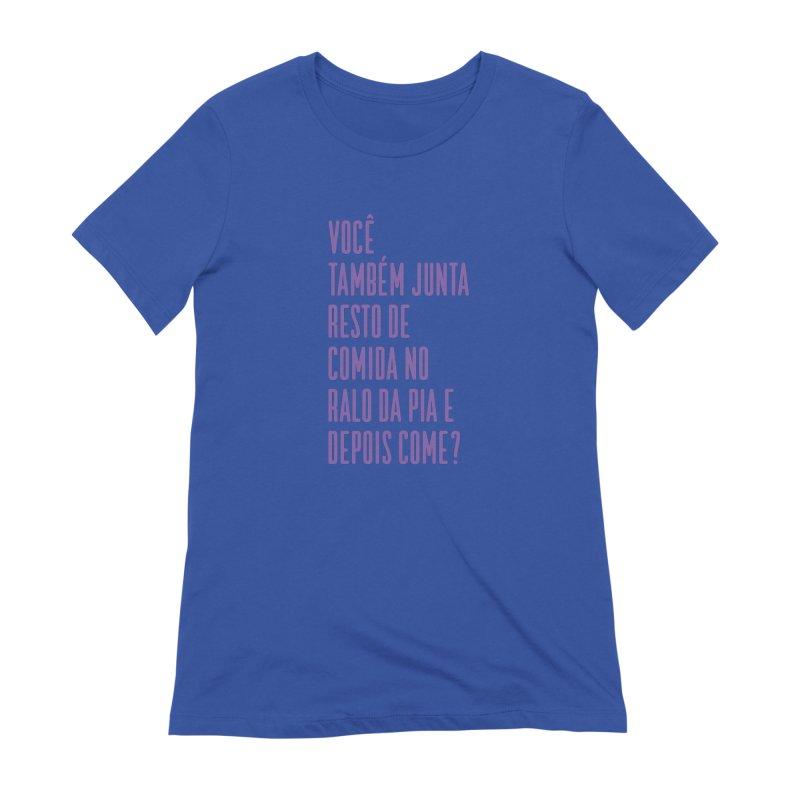 Ralo da Pia Women's T-Shirt by tulleceria