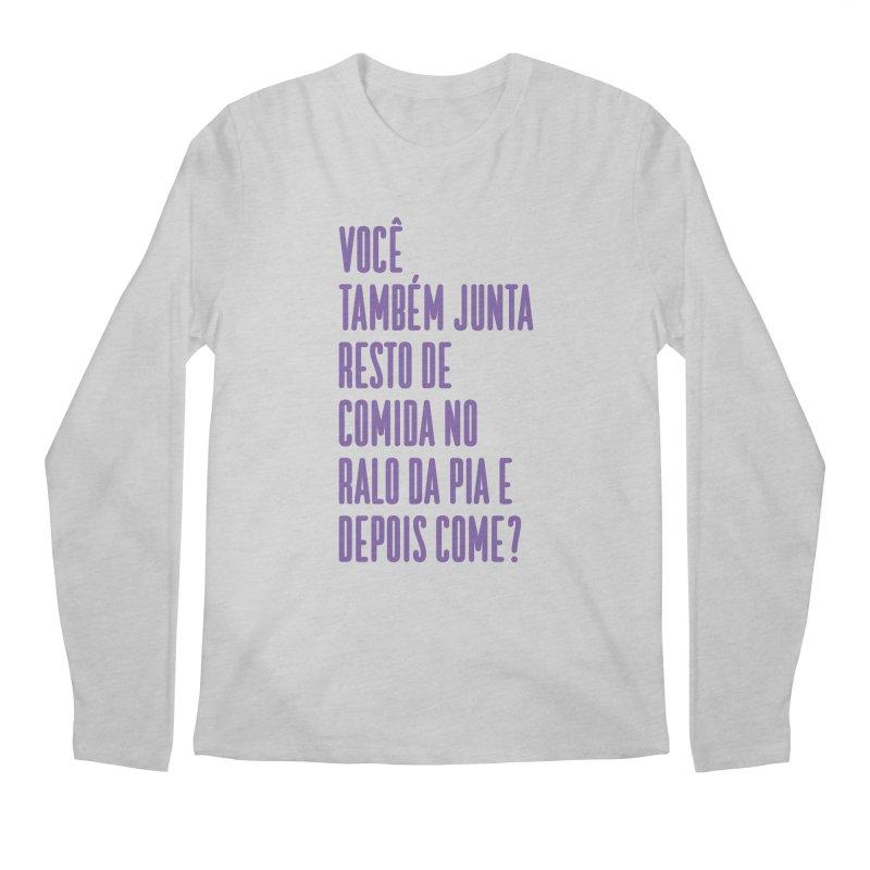 Ralo da Pia Men's Regular Longsleeve T-Shirt by tulleceria