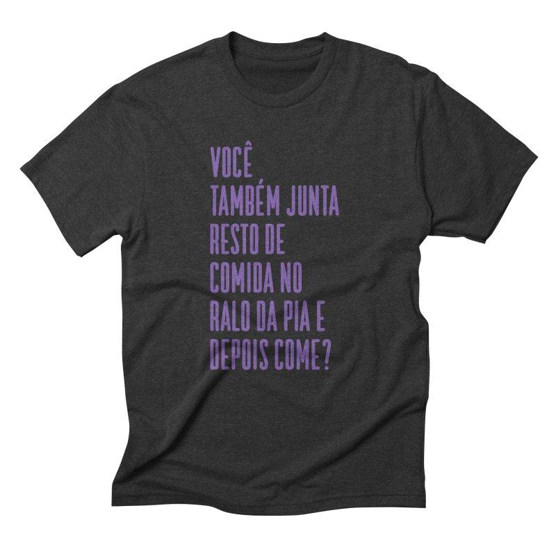 Ralo da Pia Men's Triblend T-Shirt by tulleceria
