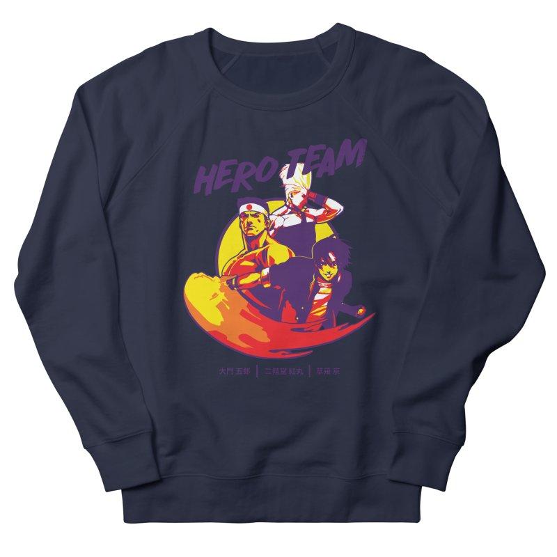 King Of Fighters '94 Japan Team Women's Sweatshirt by tulleceria