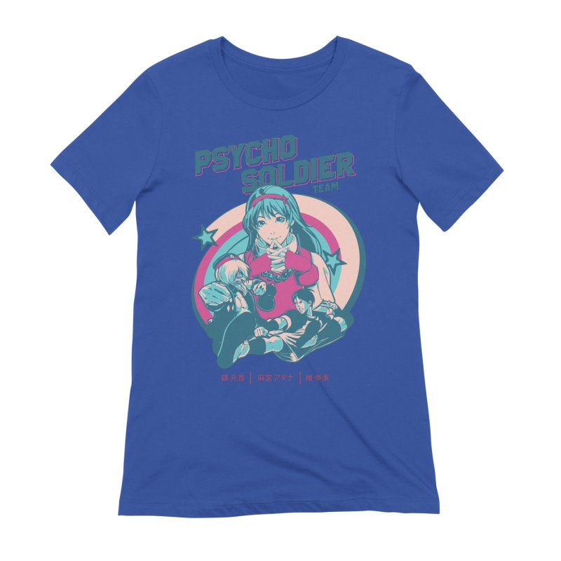 King Of Fighters '94 China Team Women's French Terry Zip-Up Hoody by tulleceria