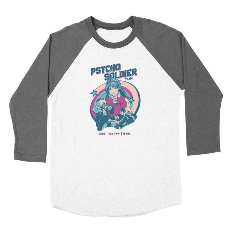 King Of Fighters '94 China Team Women's Longsleeve T-Shirt by tulleceria