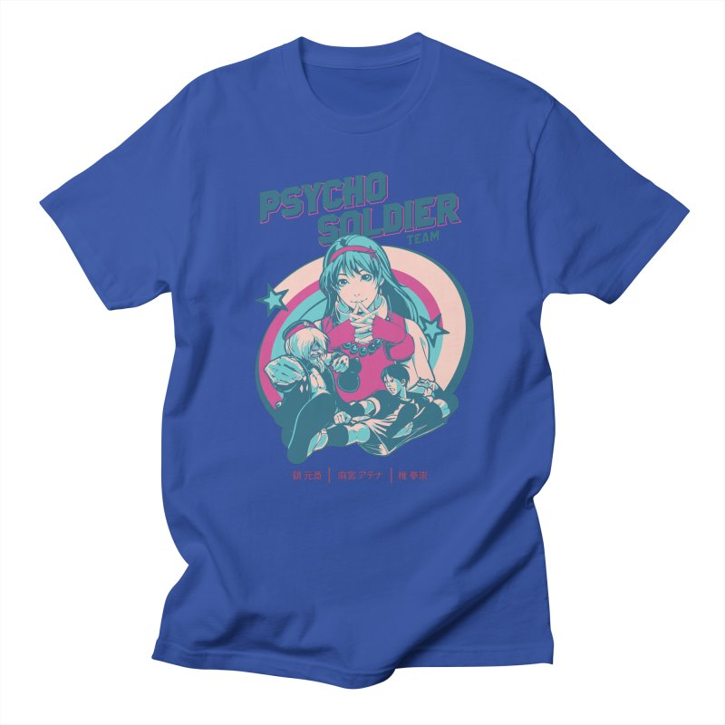 King Of Fighters '94 China Team Men's Regular T-Shirt by tulleceria