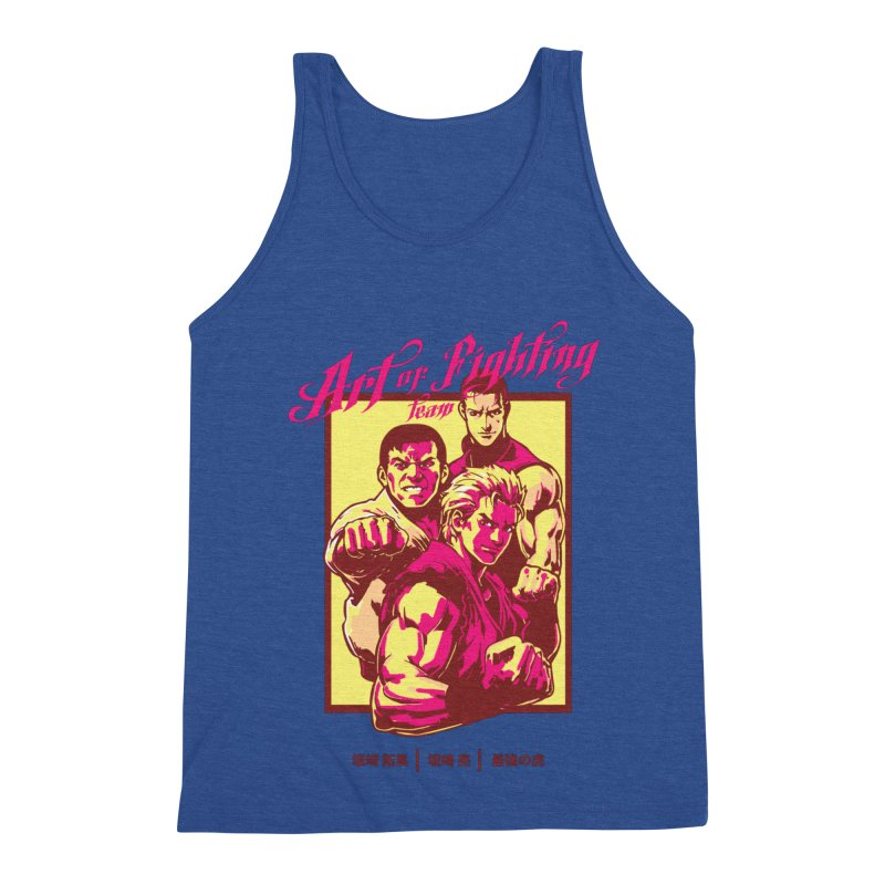 King Of Fighters '94 Mexico Team Men's Tank by tulleceria