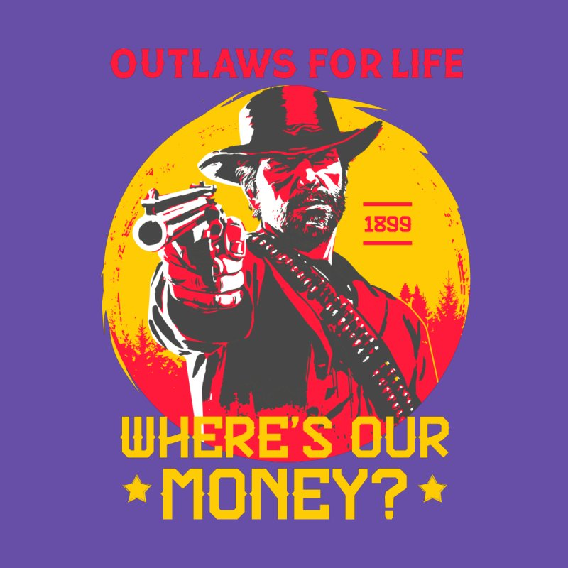Red Dead Redemption II by tulleceria