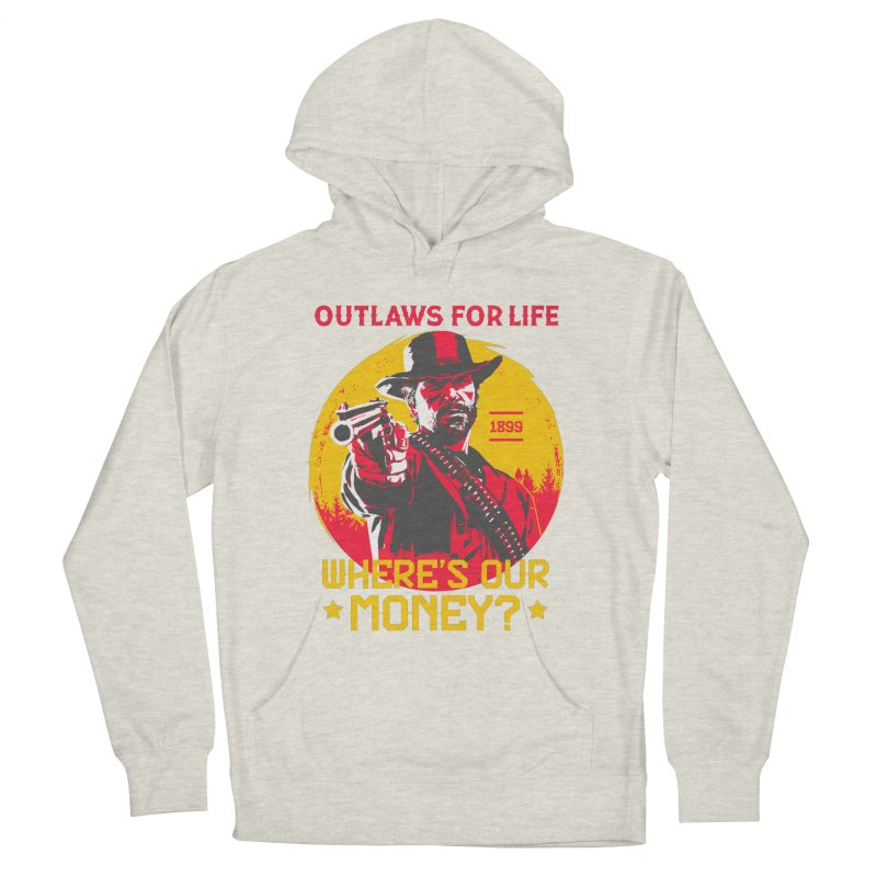 Red Dead Redemption II Men's Pullover Hoody by tulleceria