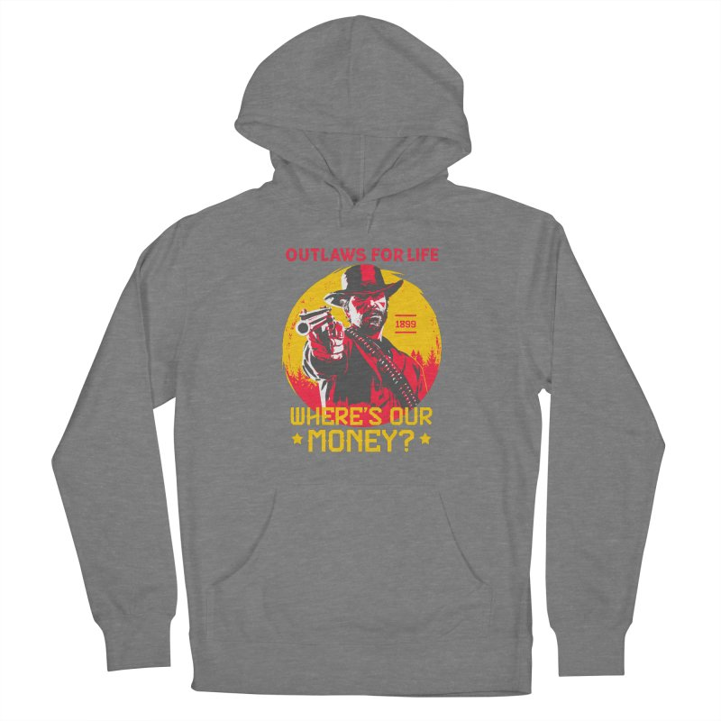 Red Dead Redemption II Women's Pullover Hoody by tulleceria