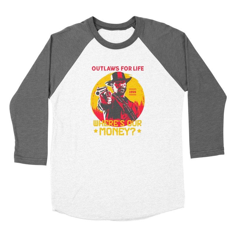 Red Dead Redemption II Women's Longsleeve T-Shirt by tulleceria
