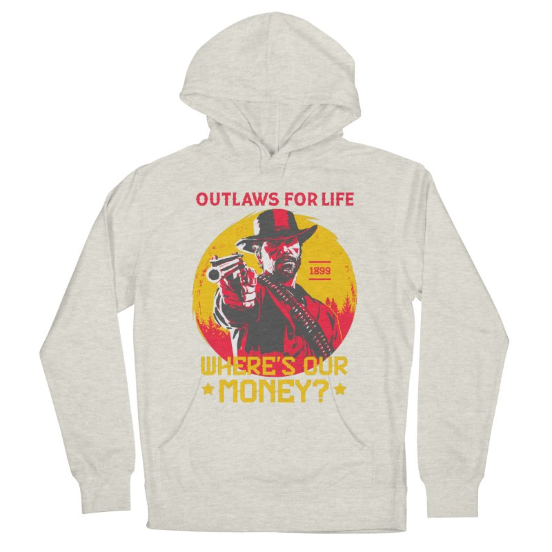 Red Dead Redemption II Women's French Terry Pullover Hoody by tulleceria
