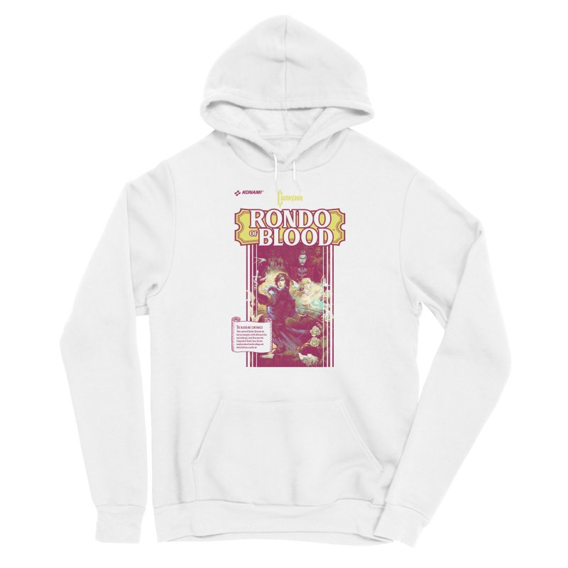 Castlevania: Rondo of Blood Women's Pullover Hoody by tulleceria