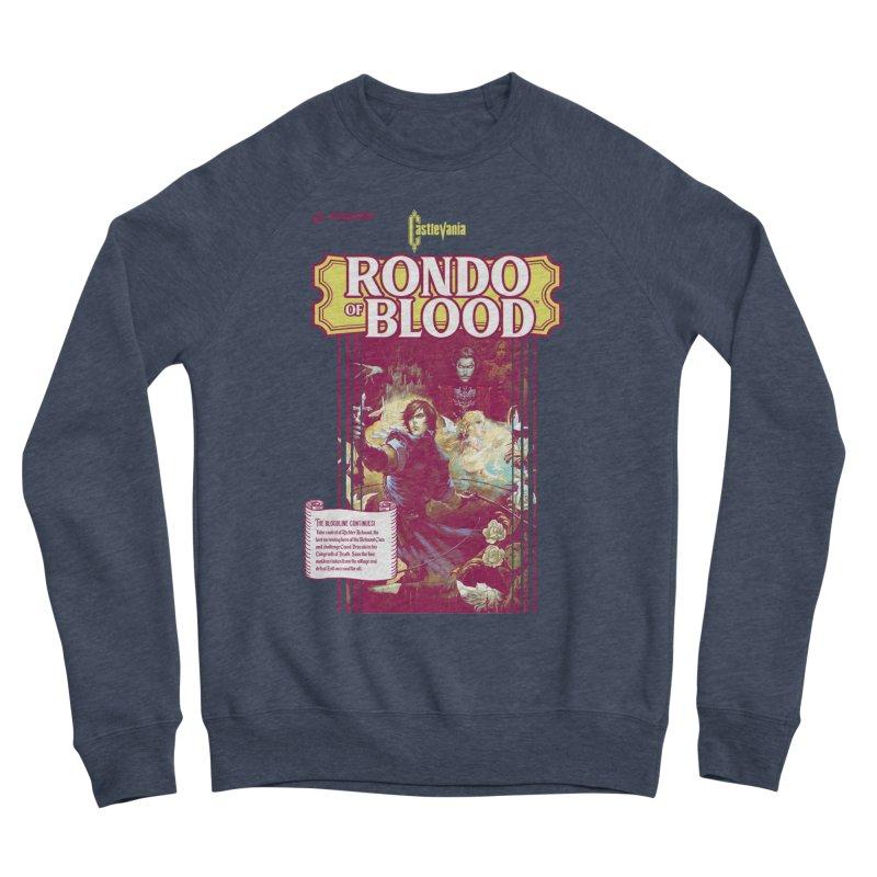 Castlevania: Rondo of Blood Women's Sponge Fleece Sweatshirt by tulleceria