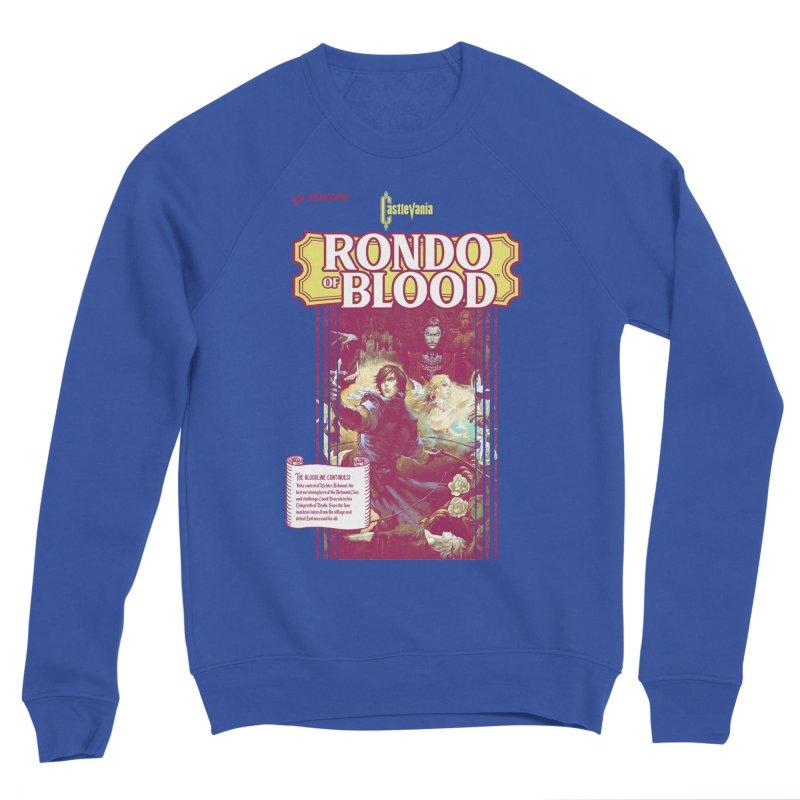 Castlevania: Rondo of Blood Men's Sponge Fleece Sweatshirt by tulleceria