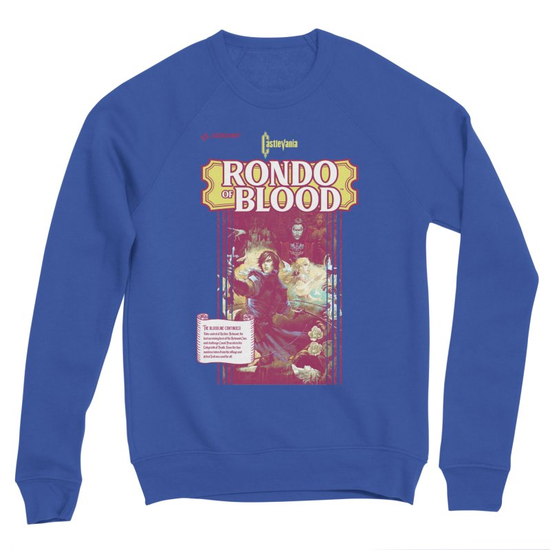 Castlevania: Rondo of Blood Women's Sweatshirt by tulleceria