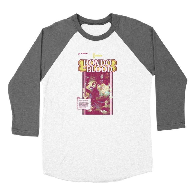Castlevania: Rondo of Blood Women's Longsleeve T-Shirt by tulleceria