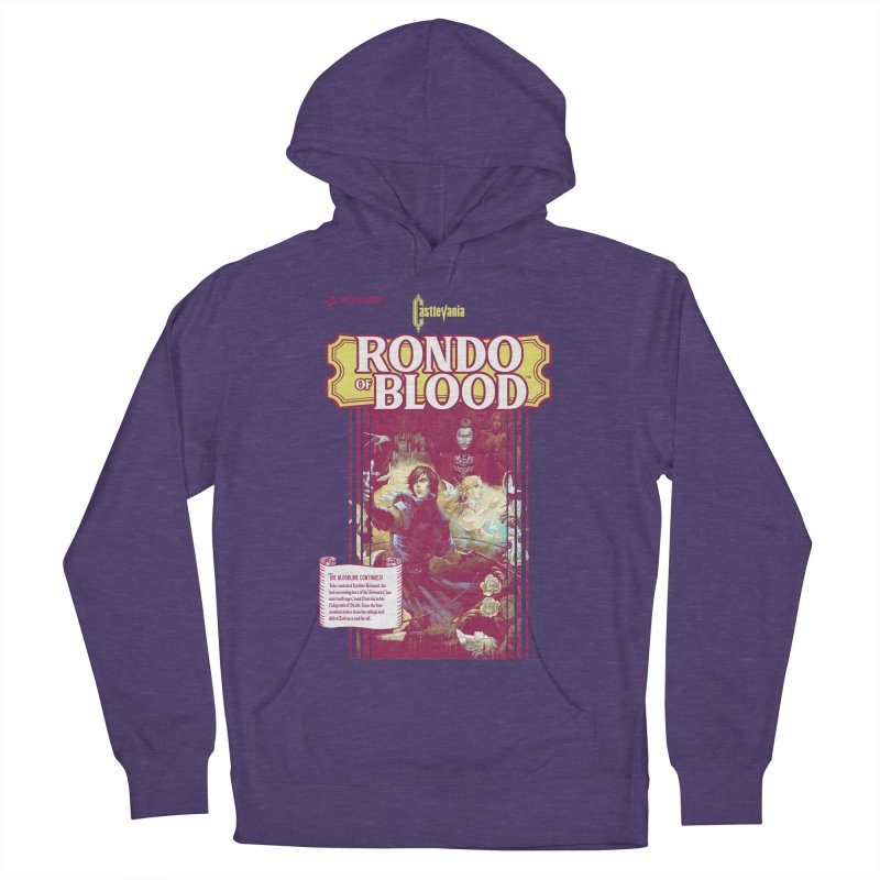 Castlevania: Rondo of Blood Men's French Terry Pullover Hoody by tulleceria