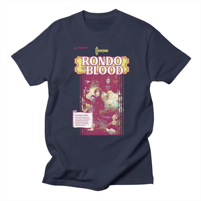 Castlevania: Rondo of Blood Women's Regular Unisex T-Shirt by tulleceria
