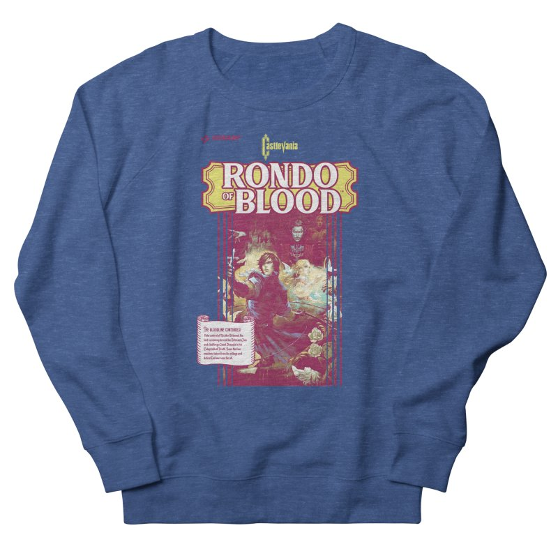 Castlevania: Rondo of Blood Women's Sweatshirt by tulleceria