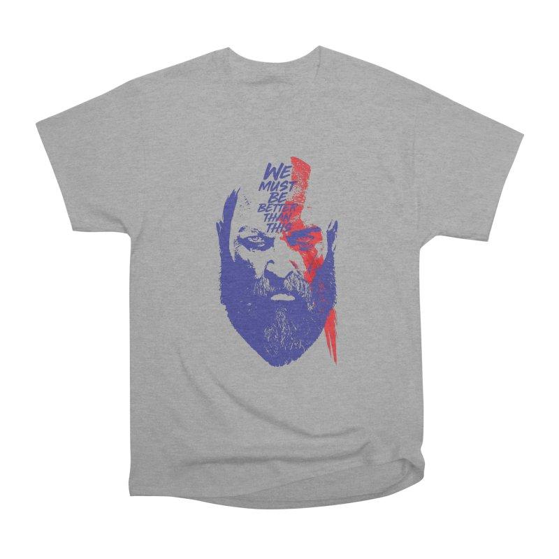 God Of War Men's Heavyweight T-Shirt by tulleceria