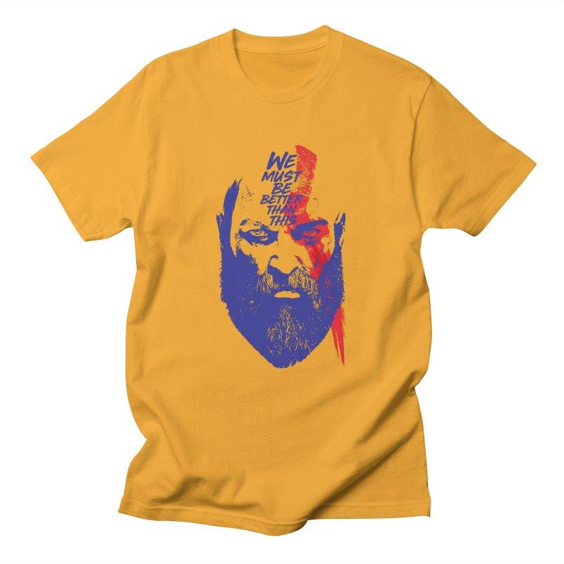 God Of War Women's Regular Unisex T-Shirt by tulleceria