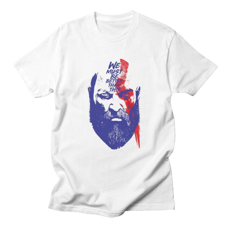 God Of War Men's Regular T-Shirt by tulleceria