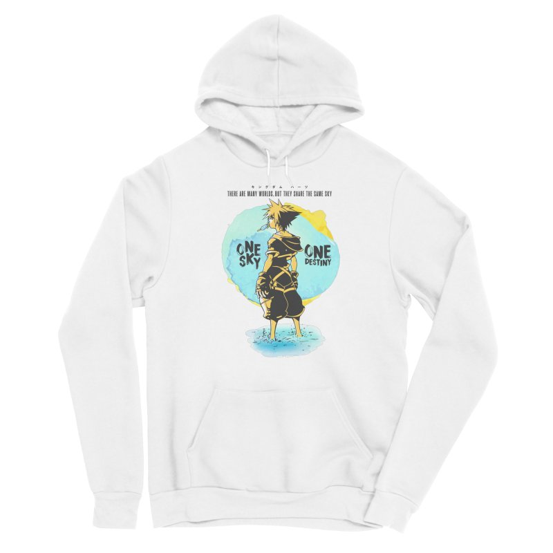 Kingdom Hearts Women's Pullover Hoody by tulleceria